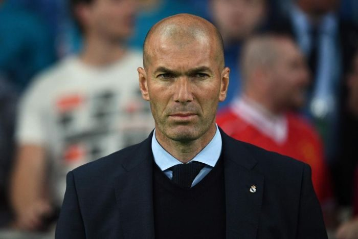 Finally Manager Zidane Speaks Out As Real Madrid vs Barcelona Is Postponed (Read What He Said) 1