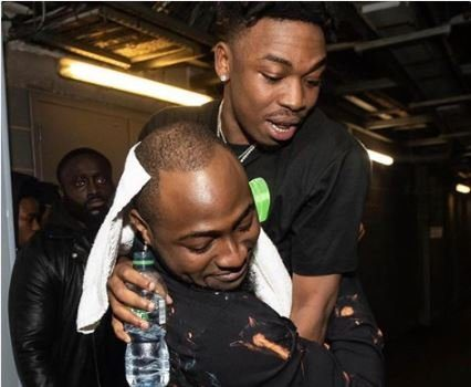 I'm The Proudest Big Brother, Friend, And Fan Right Now – Davido Celebrates Mayorkun In London (Photo) 2