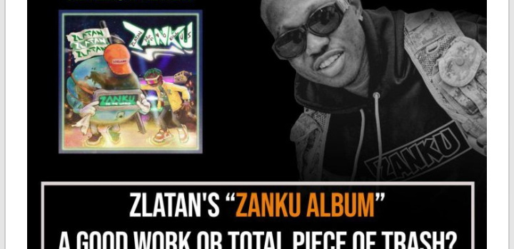 "ALBUM REVIEW!! Zlatan's ""Zanku"" Album – A Good Work Or Total Piece Of Trash? 3"