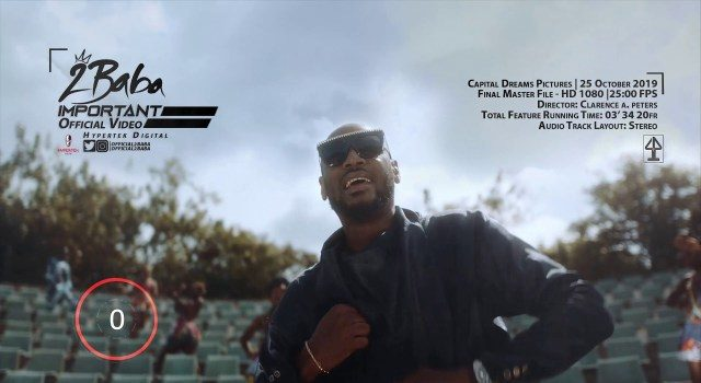 VIDEO: 2Baba – Important 1