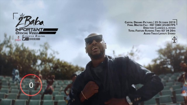 VIDEO: 2Baba – Important 2