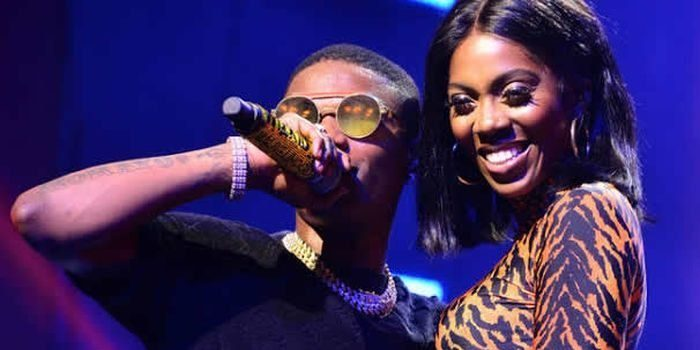 Wizkid Grab Tiwa Savage's Ass On Stage And Rock Her At One Africa Music Fest (Video) 8