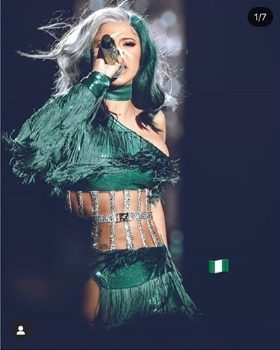 I Am Missing Nigeria – Cardi B Declares After Just few Days Away From The Motherland 11