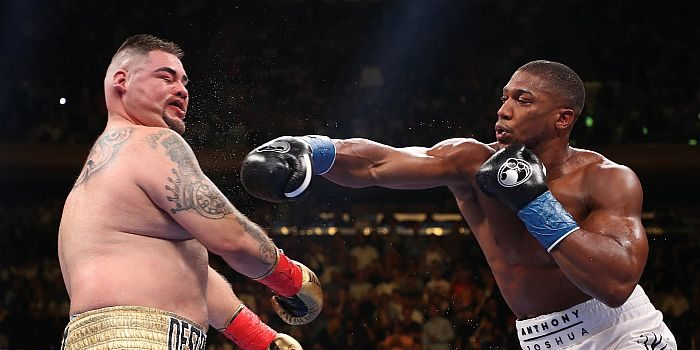Anthony Joshua Painfully Mocks Andy Ruiz After Defeat (See What He Did) 9