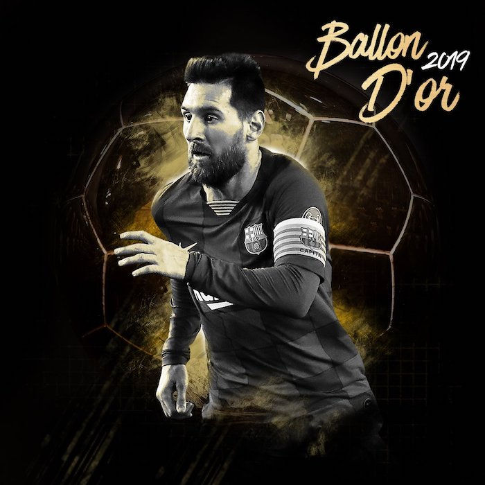 BREAKING!!! Lionel Messi Wins His Sixth Ballon D'or – A Well Deserved Win Or Ojoro? 1