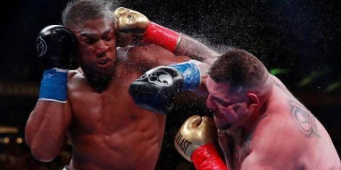 Stream & Watch Andy Ruiz And Anthony Joshua Fight Live Today 1