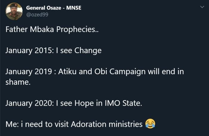 Let's Talk!! Is Reverend Father Mbaka The Best Pastor In Nigeria? (See What He Said & What Happened) 9