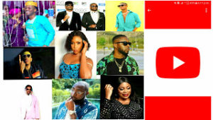Davido, Sinach, Tekno Top YouTube's List Of Top Nigerian Songs Of The Decade (Full List) 1