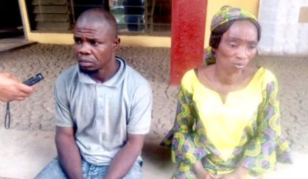 Father ties up his 10-year-old daughter to ceiling and set fire to her private part for stealing N3,000 in Ibadan 1