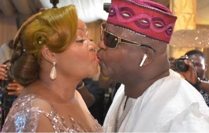 """""""I Would Rather Share My Husband With Side Chics Than Lose Him Completely"""" – Sir Shina Peters' Wife"""