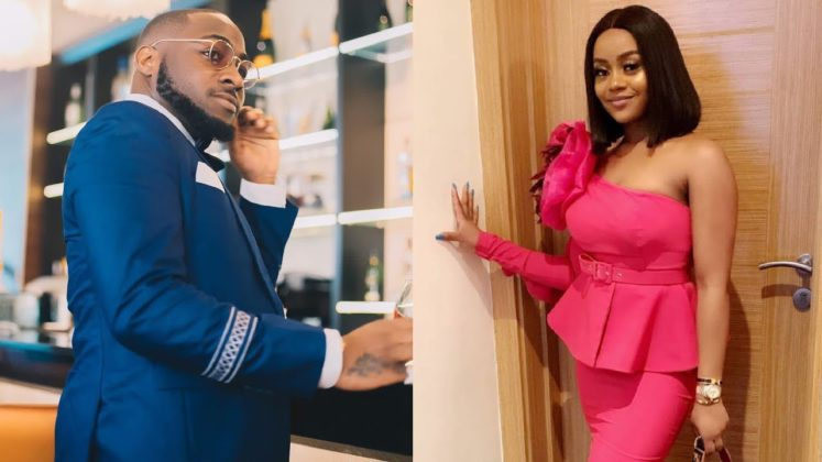 Drama between Davido & Chioma As Both Unfollow Each other on Instagram (Details) 1