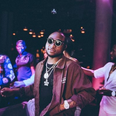 Fans Reacts On Twitter As Davido's Sister Drags Him To Church 1