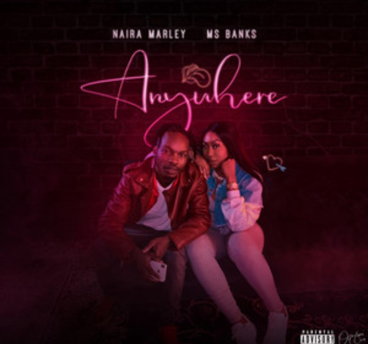 Naira Marley ft. Ms Banks – Anywhere 1