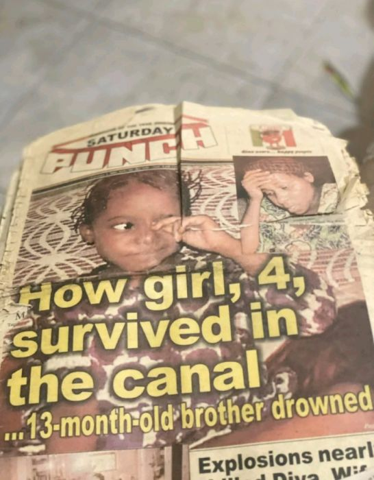 4 Year Old Girl Who Survived Ikeja Cantonment Bomb Blast In 2002 Shares New Photos (Photos + Video) 4