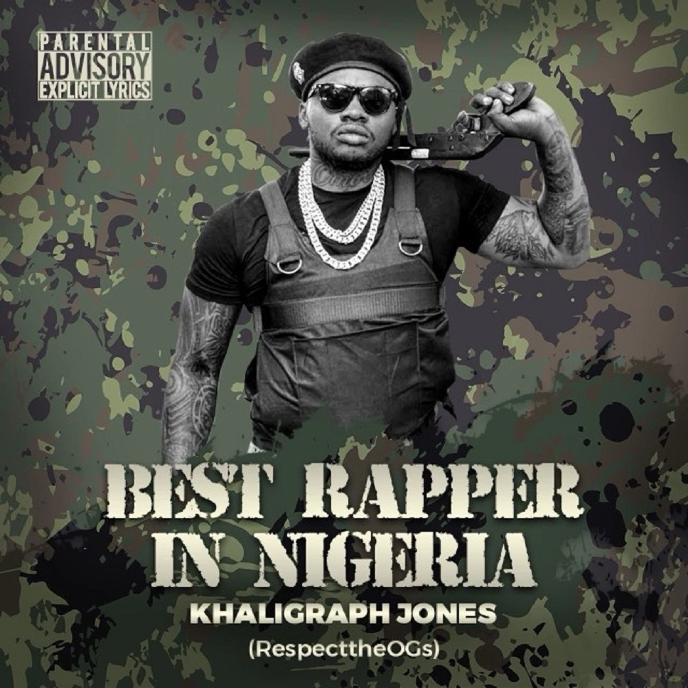 Khaligraph Jones Best Rapper In Nigeria