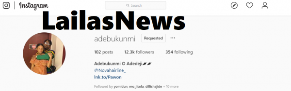 Olamide is allegedly married to Bukunmi Aisha, as she changes last name lailasnews 1