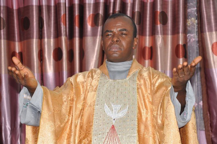 Let's Talk!! Is Reverend Father Mbaka The Best Pastor In Nigeria? (See What He Said & What Happened) 1