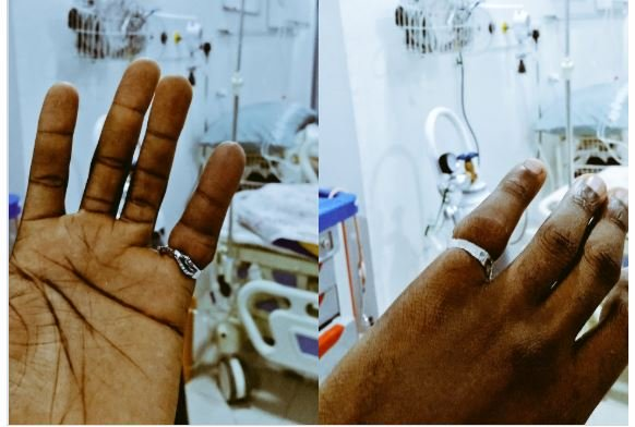 Man Lands In Hospital Over Engagement Ring He Bought For His Girlfriend (Read Full Details) 1
