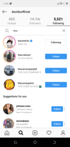 WHAT'S REALLY HAPPENING?  Davido & Chioma Follow Each Other Again On Instagram 2
