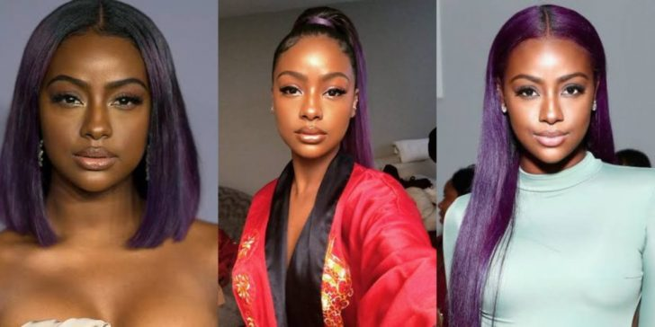 Men Are Shit, I Do Not Trust Any Word That Comes Out Of The Mouth Of A Man – Justine Skye 1