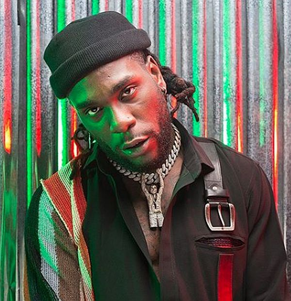 Burna Boy Breaks Silence After Grammy Award Loss (See What He Said)