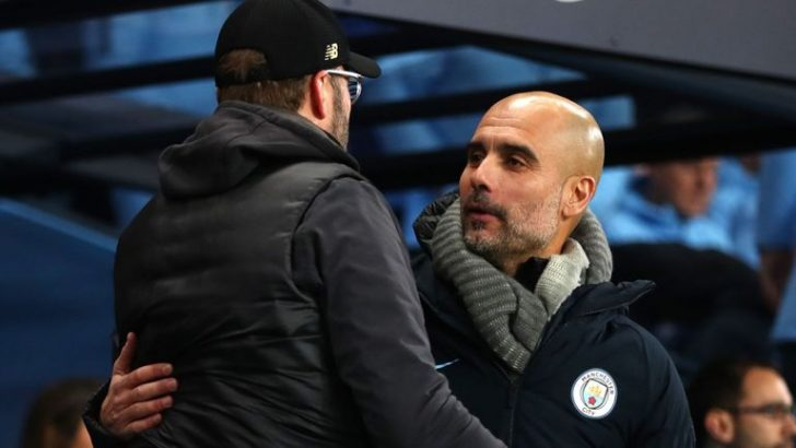 See What Man City Boss Guardiola Said About Liverpool That Is Seriously Trending 1