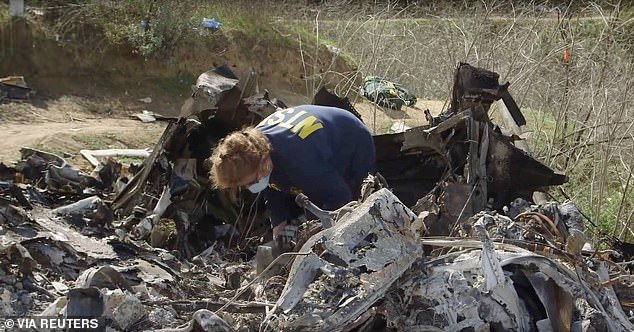 Kobe Bryant Helicopter Crash: California rescuers recover all nine bodies from the scene (Photos) 4