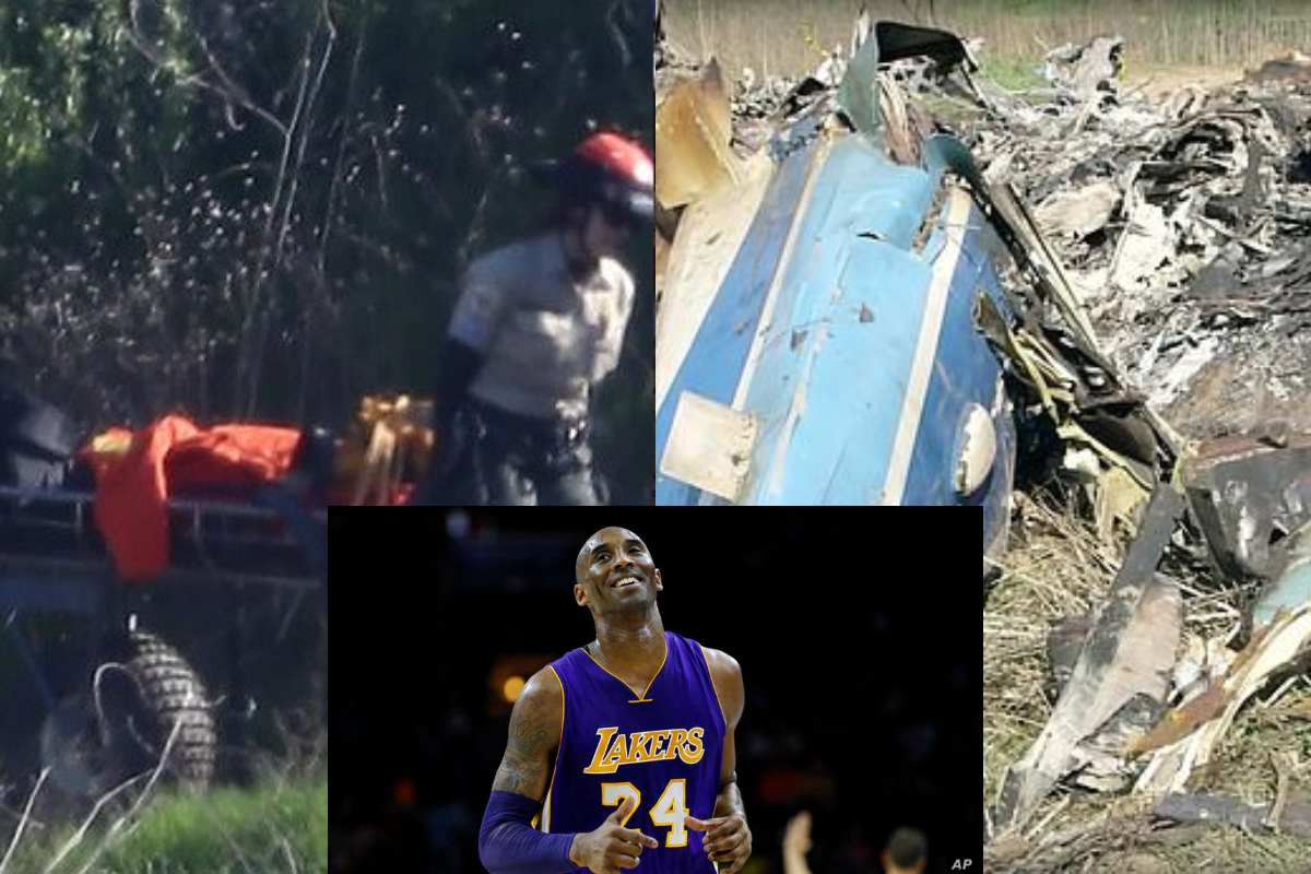 Kobe Bryant Helicopter Crash: California rescuers recover all nine bodies from the scene (Photos) 1