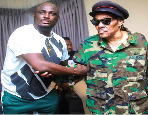 Why I Revealed That Olamide Helped Majek Fashek When He Was Sick – Manager Opens Up 1