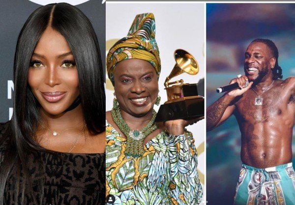 Do You Agree? Burna Boy Didn't Win Due To Lack Of Education – Naomi Campbell Says