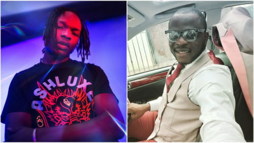 "Apostle Chris Omashola Reveals Chats With Rich ""Sugar Mummies"" Begging Him For S*x After Naira Marley Reshared His S*xtape (Photos) 1"