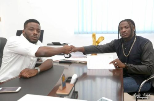 """""""Davido & Peruzzi Are After My Life After Betraying Me""""- Golden Boy CEO; Patrick Cries Out 1"""