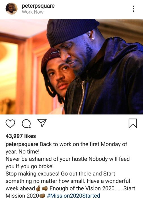 """""""Nobody Will Feed You If You Go Broke"""" – Mr P Reveals 2"""