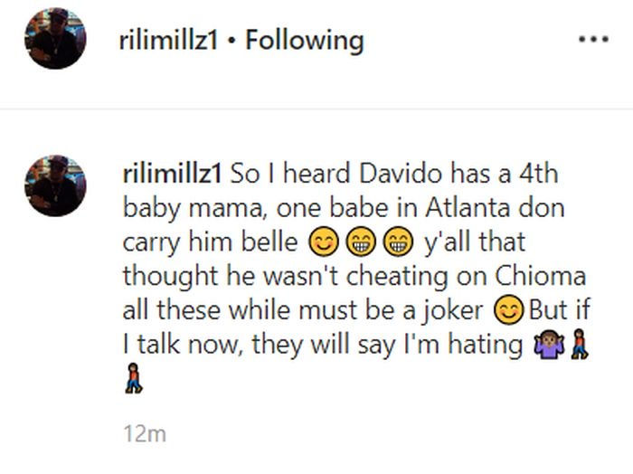 Is Davido Expecting Another Child With 4th Babymama? – Blogger, Gistlover Reveals Shocking Details (A MUST SEE) 3