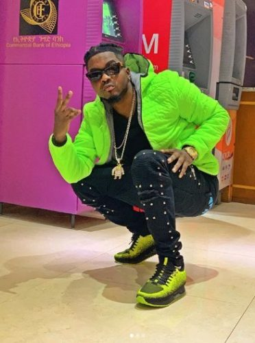 """""""I Will Be Number 1 And The Biggest Artiste Out Of Africa"""" – Skiibii 1"""