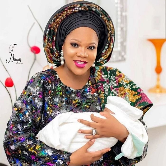 God Has Made My Life A Movie, Even I Became A Spectator – Toyin Abraham 1
