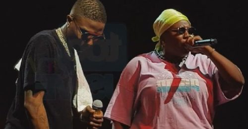 """""""I Don't Want Wizkid As Your Boyfriend"""" – Ooni Of Ife Cautions Teni To End Relationship With The Singer 1"""