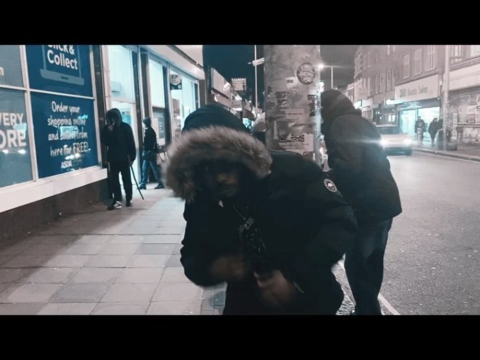 Oladips – Geng (Cover) 1