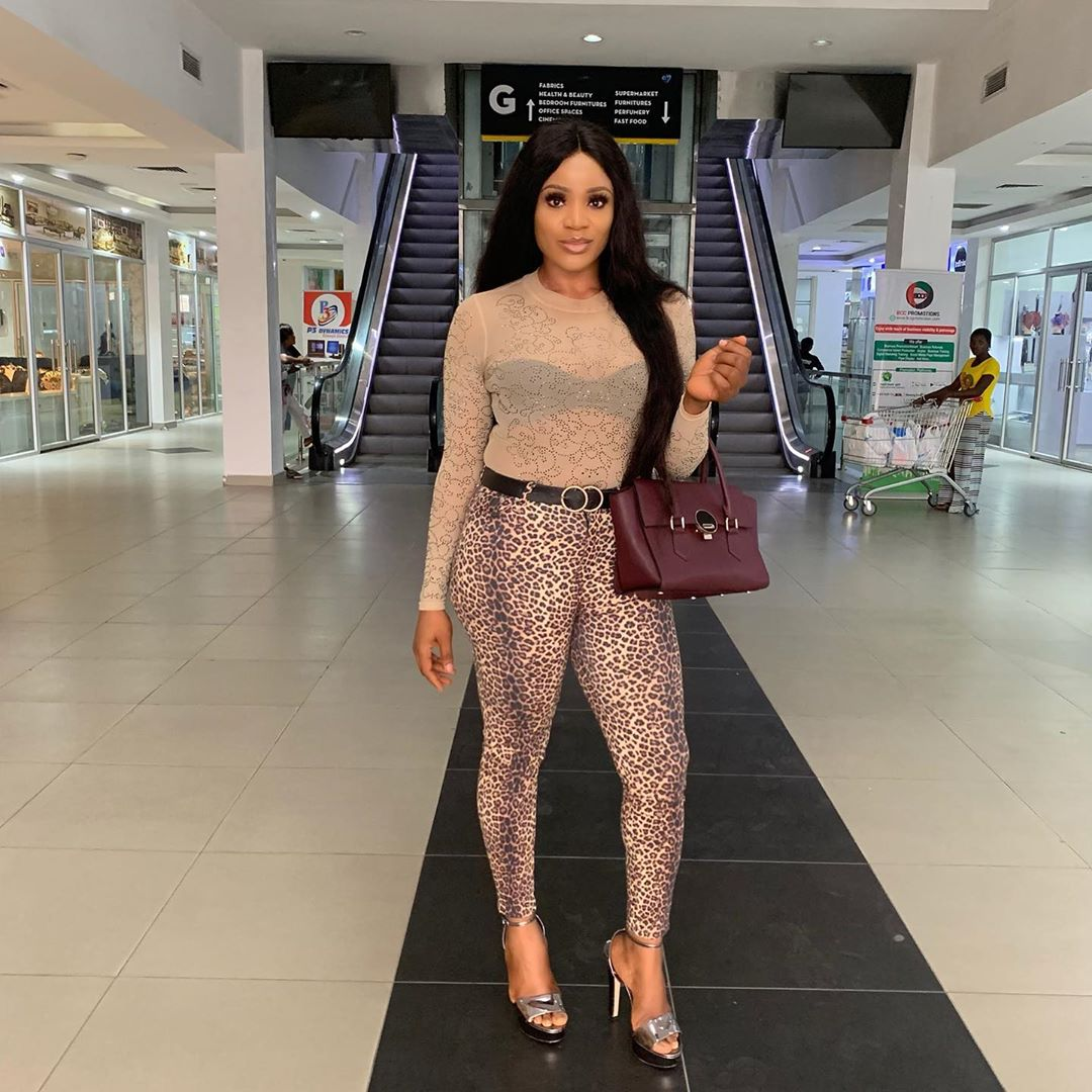 'Being Single Makes Me Angry' – Uche Ogbodo Opens Up 1
