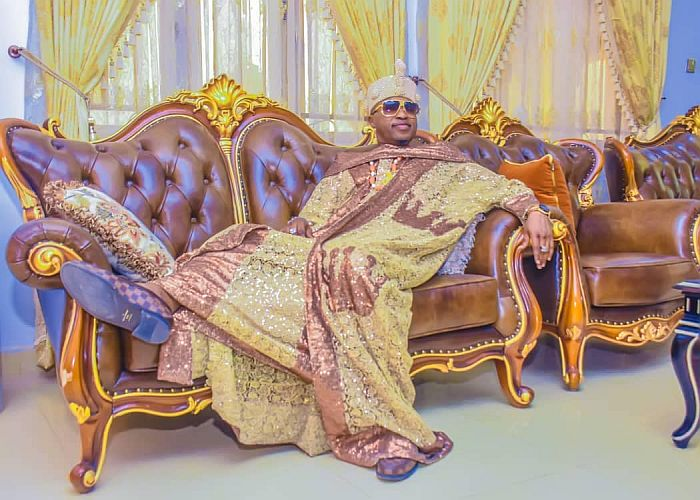 Oluwo Of Iwo Speaks On Why He Beat Up Agbowu Of Ogbagbaa During A Peace Meeting (See Why) 1