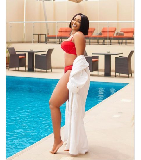 Nollywood Actress, Mercy Aigbe Returns To Nigeria On Valentine's Day, Shares New Stunning Pictures 1