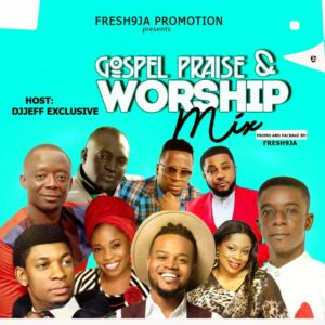 Dj Jeff - Praise & Worship Mix