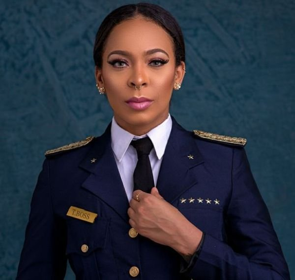 Tboss Attempts To Break The Internet As She Breastfeeds Her Baby (Photo) 1