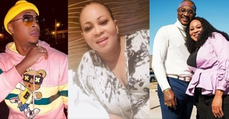 My Mother's Fame Is Affecting My Breakthrough In My Music Career – Actress Bukky Wright's Son 1