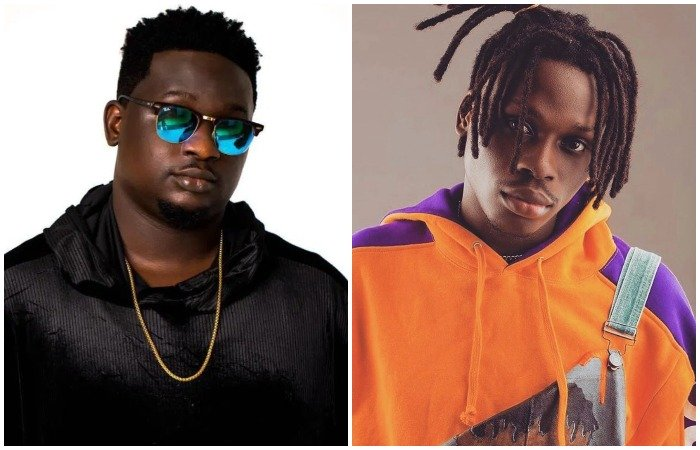 "'Fireboy's ""Jealous"" Is Bigger Than Wande Coal's Whole Career' – Twitter User Says, See What Fireboy Said 1"