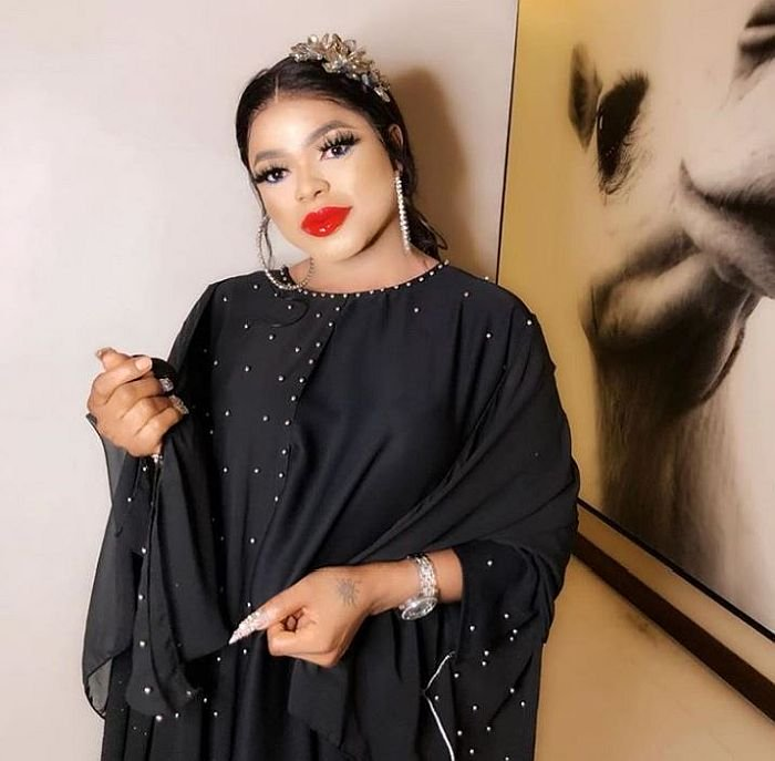 """""""Feb 14 Is Called Casting Day For Those Of Us With Plenty Boyfriends"""" – Cross Dresser Bobrisky Reveals 1"""