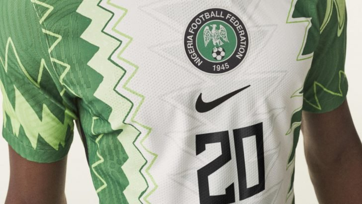 HOT OR THRASH?? Nike Unveils New Nigeria Jersey (See Photos) 3