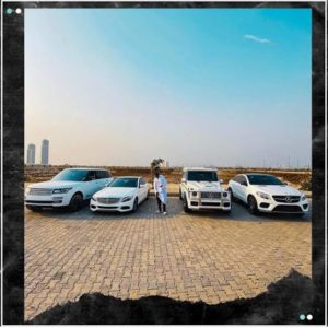 """""""I Just Bought A House In Lekki"""" – Zlatan Ibile Announces As He Flaunts His Exotic Cars (Photos) 1"""