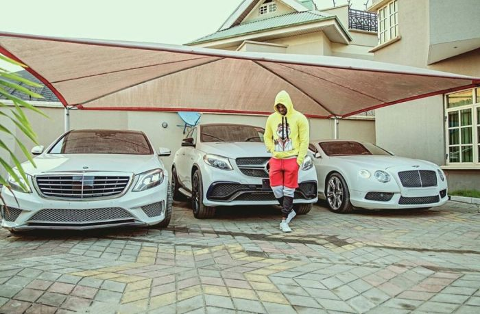 Kizz Daniel And Zlatan Flaunts Their Cars – Who Do You Think Is Richer? 3