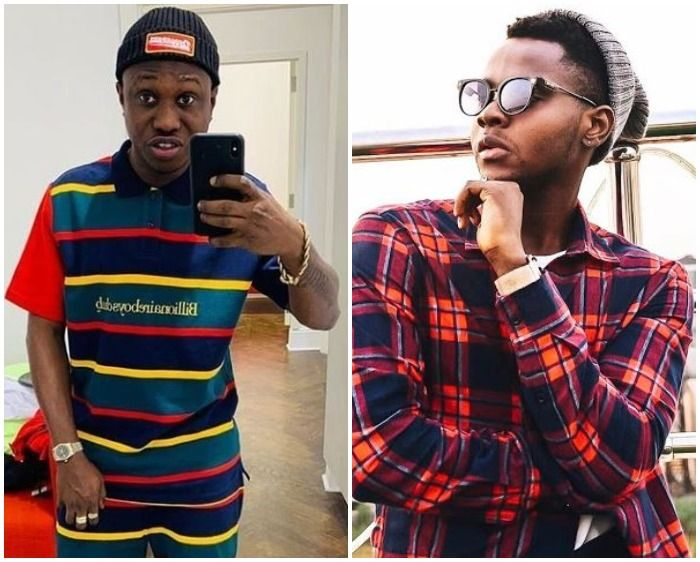 Kizz Daniel And Zlatan Flaunts Their Cars – Who Do You Think Is Richer? 1